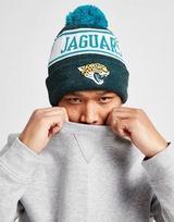 New Era NFL Jacksonville Jaguars Pom Beanie Hat