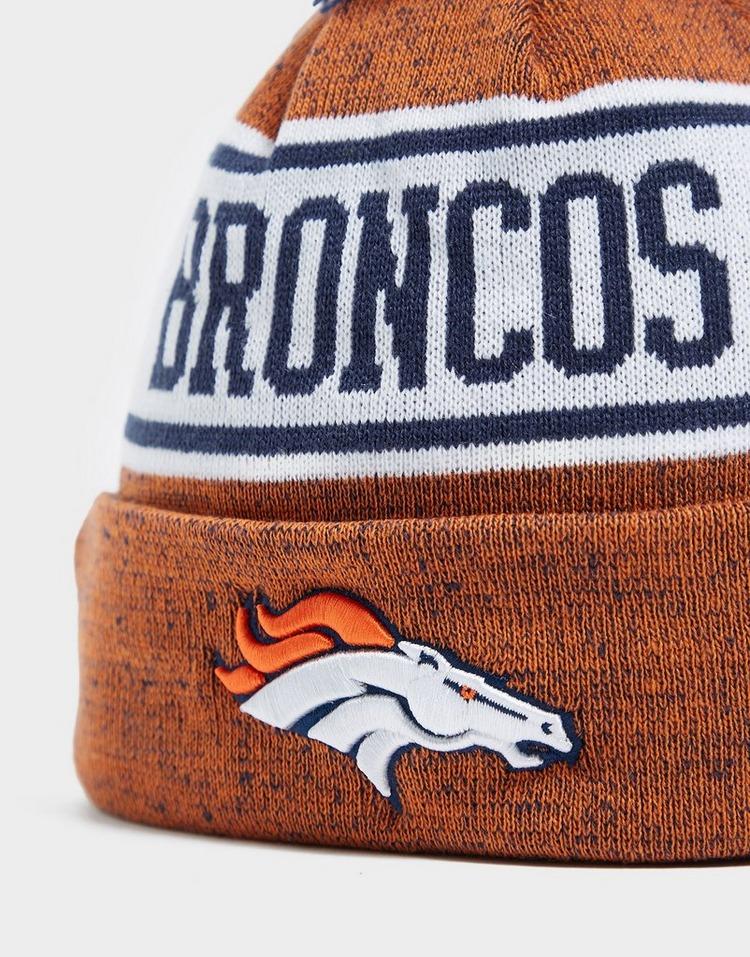 New Era NFL Denver Broncos Pom Beanie Hat