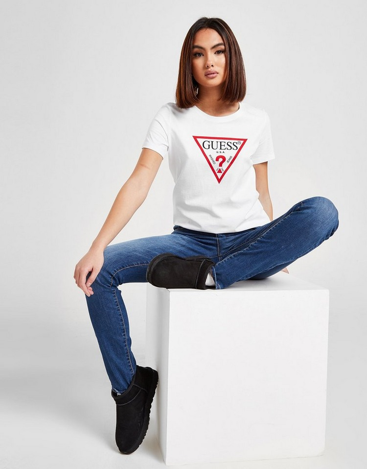GUESS Icon Logo T-Shirt