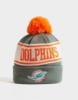 New Era NFL Miami Dolphins Pom Beanie Hat