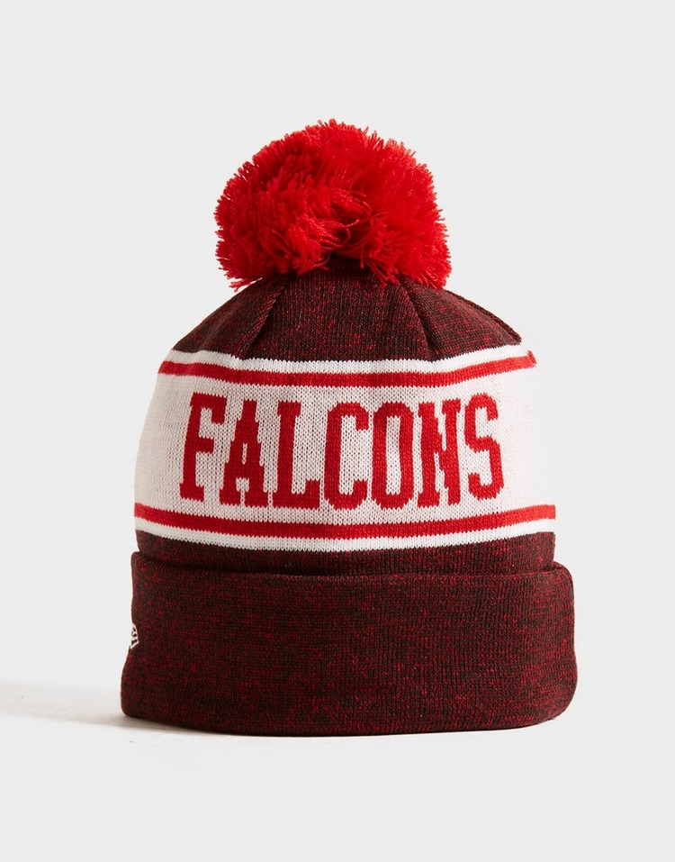 New Era NFL Atlanta Falcons Pom Beanie Hat