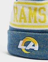 New Era NFL Los Angeles Rams Pom Beanie Hat