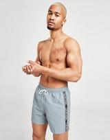 Calvin Klein Swim Core Tape Swim Shorts