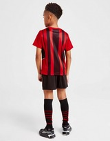 Puma AC Milan 2021 Home Kit Children