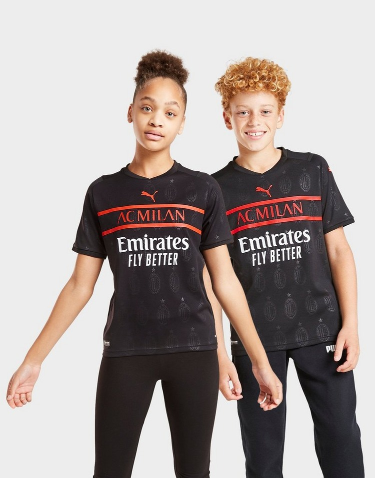 Puma AC Milan 2021/22 Third Shirt Junior