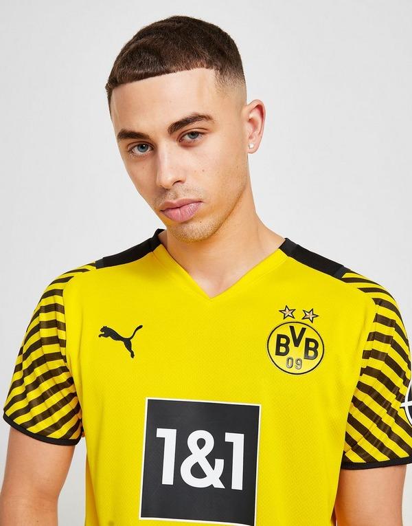 Puma Borussia Dortmund 2021 22 Home Shirt