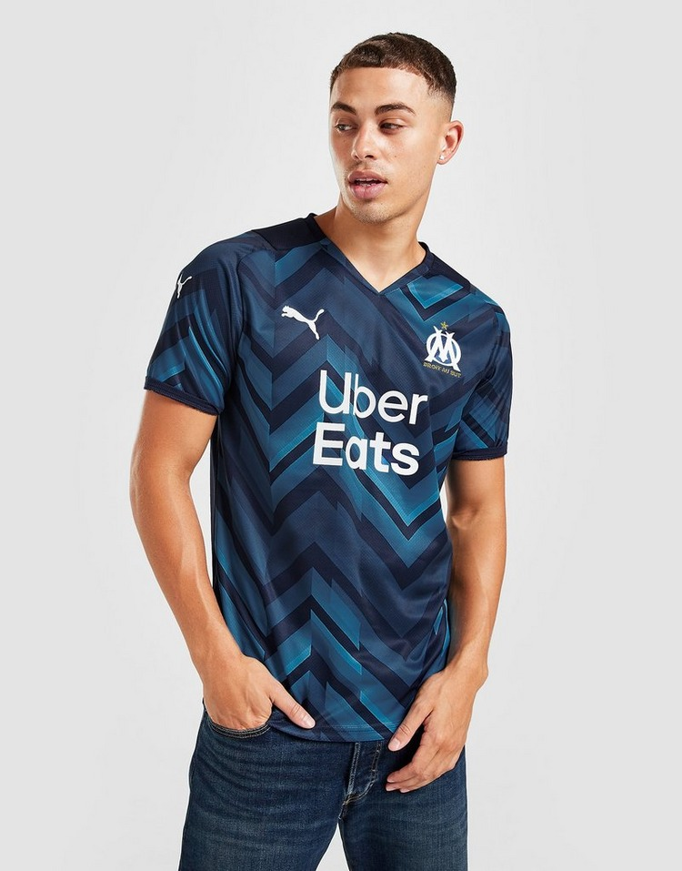 Puma Maillot Extérieur Olympique Marseille 2021/22 Homme