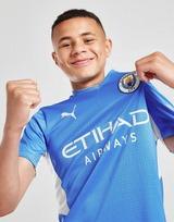 Puma Manchester City FC 2021/22 Home Shirt Junior