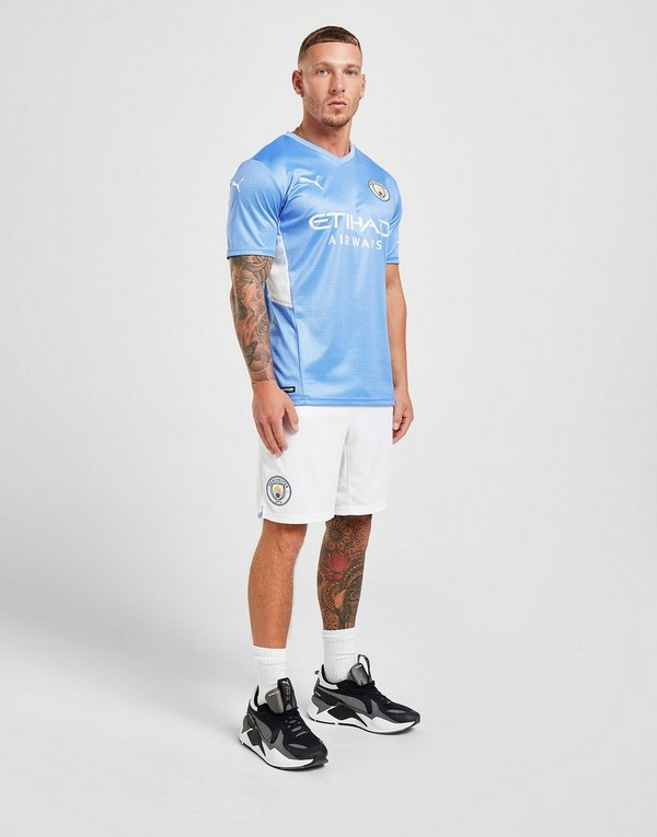 Puma Manchester City FC 2021/22 Home Shorts