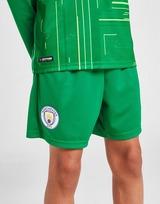 Puma Manchester City 21/22 Away Goalkeeper Short Junior