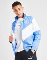 Puma Manchester City FC Pre Match Jacket Junior