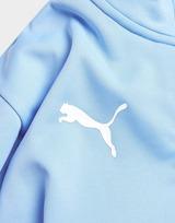 Puma Manchester City FC Pre Match 1/4 Zip Top Junior