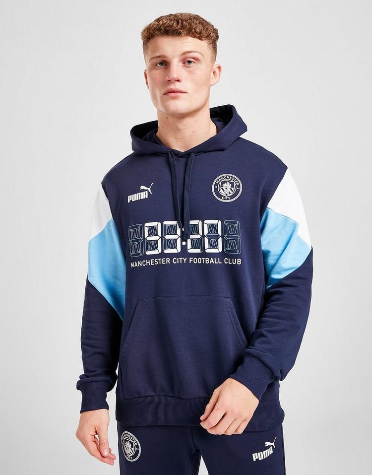 Puma Manchester City FC Culture Overhead Hoodie