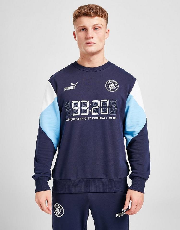 Puma Manchester City FC Culture Sweatshirt