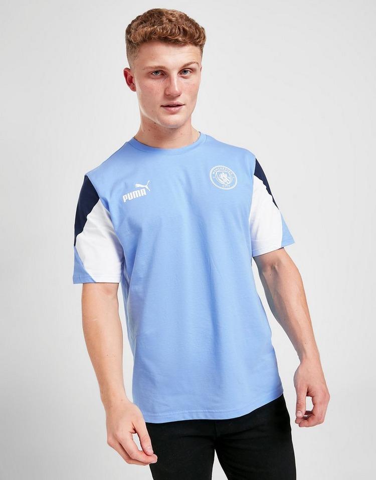 Puma Manchester City FC Culture T-Shirt