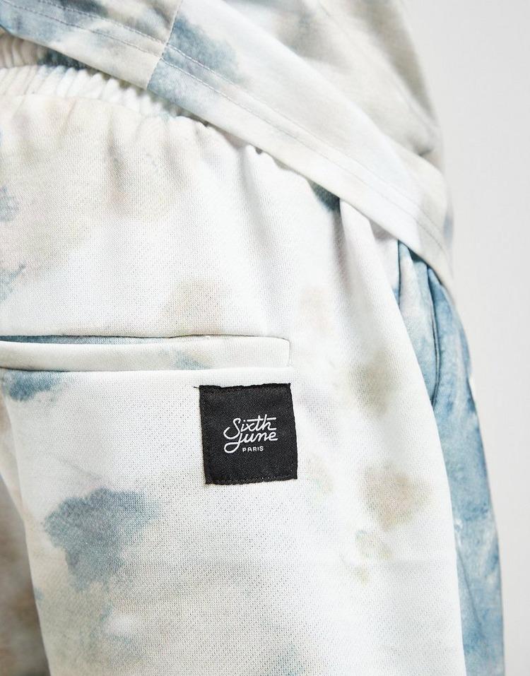 Sixth June Tie Dye Shorts