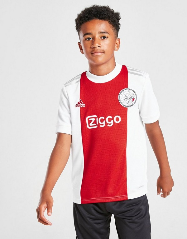 adidas Ajax 2021/22 Home Shirt Junior