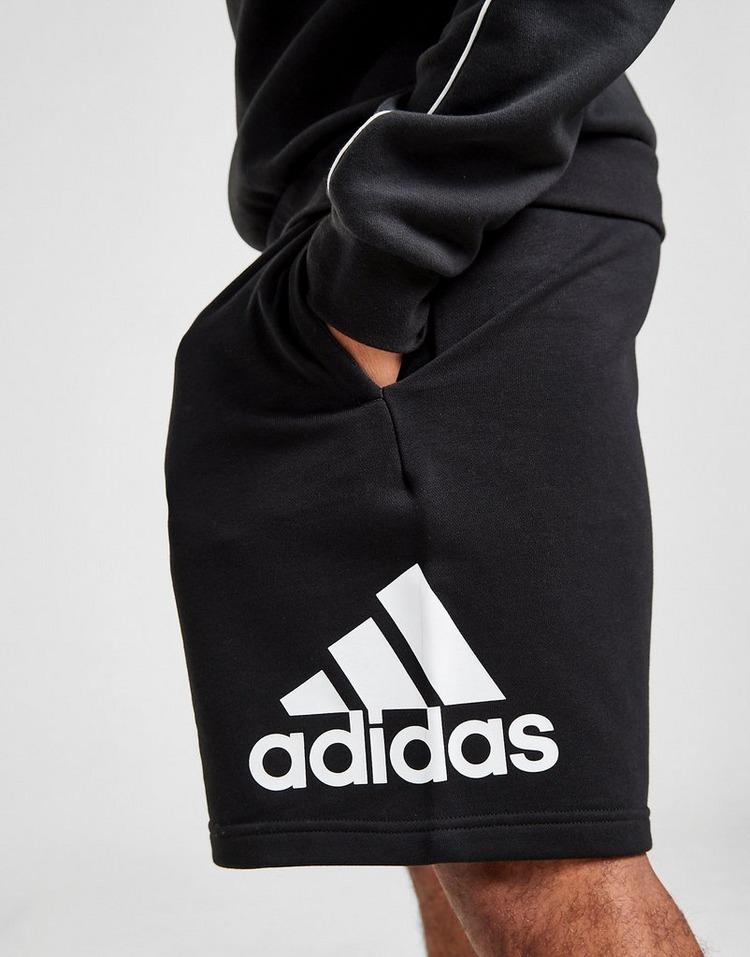 adidas Badge Of Sport Large Logo French Terry Shorts