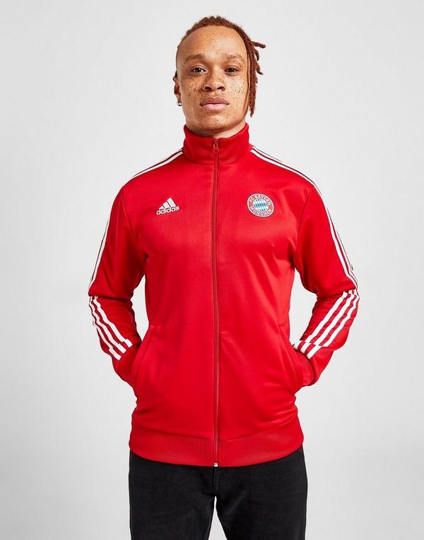 adidas FC Bayern 3-Stripes Track Top