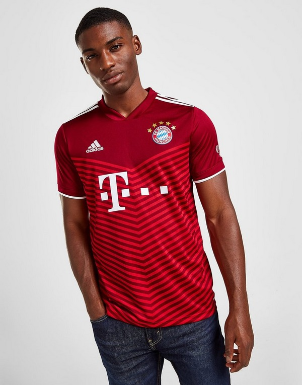 adidas FC Bayern Munich 2021/22 Home Shirt