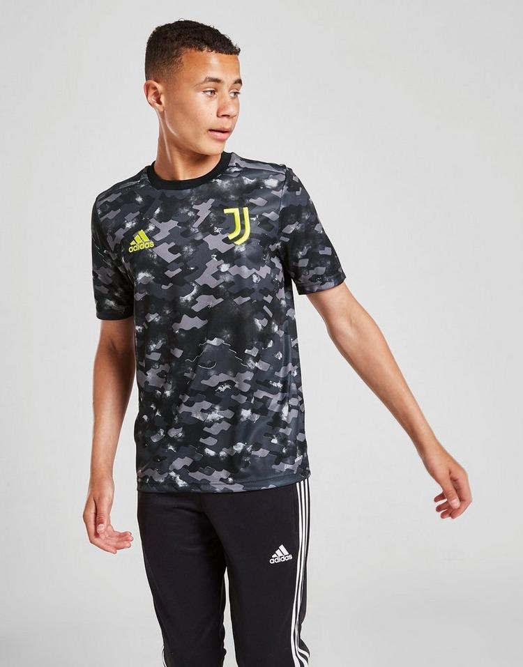 adidas Juventus FC 2021/22 Pre Match Shirt Junior