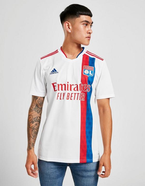 adidas Olympique Lyon 2021/22 Home Shirt