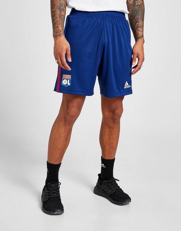 adidas Olympique Lyon 2021/22 Tiro Training Shorts