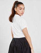 Ellesse Pipe Crop Polo Shirt