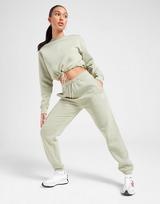 Pink Soda Sport Essentials Crop Crew Sweatshirt