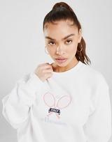 Ellesse Tennis Embroidered Sweatshirt