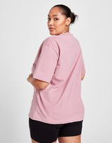 Pink Soda Sport Essentials Plus Size Boyfriend T-Shirt