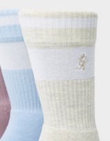 Gym King 3 Pack Socks