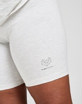 Pink Soda Sport Essentials Plus Size Cycle Shorts