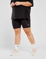 Pink Soda Sport Essential Plus Size Cycle Shorts