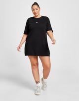 Pink Soda Sport Essential Plus Size T-Shirt Dress