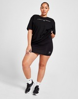 Pink Soda Sport Essential Bodycon Plus Size Skirt
