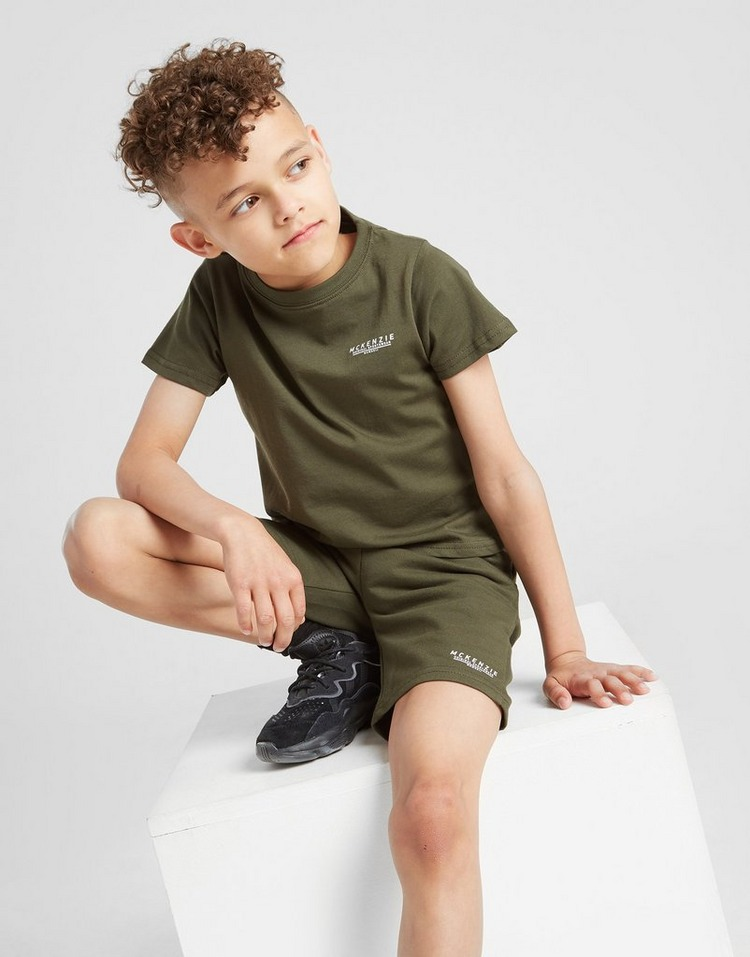 McKenzie Ensemble T-Shirt/Short Essentiel Enfant