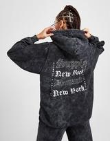 Supply & Demand เสื้อฮู้ดผู้หญิง Washed Boyfriend