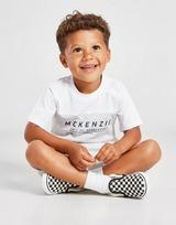 McKenzie conjunto camiseta/pantalón corto Micro Adley para bebé