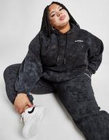 Supply & Demand Washed Plus Size Boyfriend Hoodie
