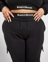 Supply & Demand Gothic Plus Size Joggers