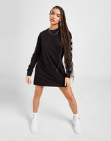 Supply & Demand Gothic Long Sleeve T-Shirt Dress