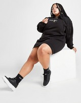 Supply & Demand Gothic Plus Size Hoodie Dress