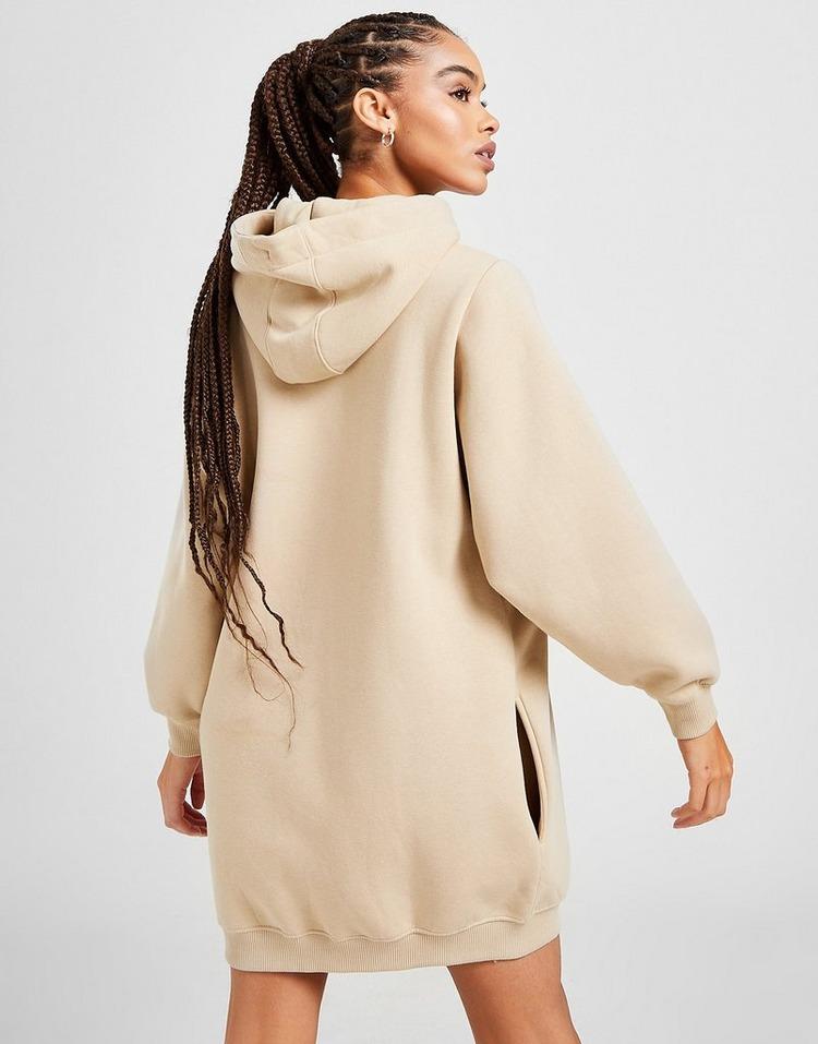 Supply & Demand Logo Hoodie Dress