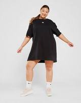 Pink Soda Sport Vivid Tape Plus Size T-Shirt Dress