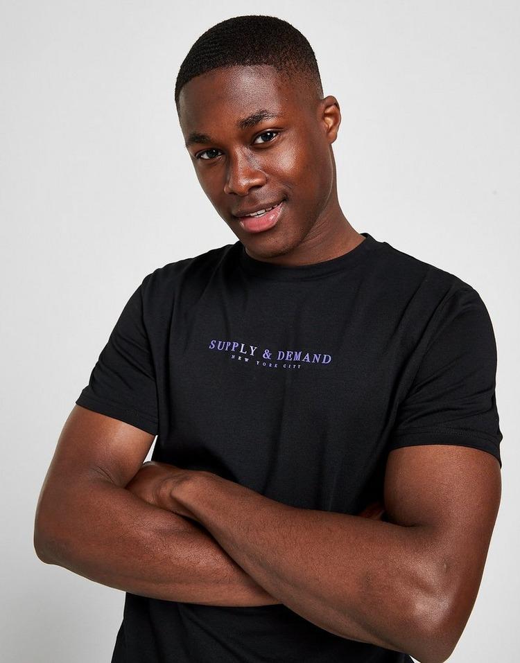 Supply & Demand Glow T-Shirt
