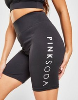 "Pink Soda Sport Medley 7"" Shorts"