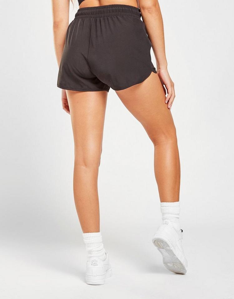 Pink Soda Sport Rezi Woven Run Shorts