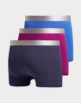 Calvin Klein Underwear 3-Pack Waistband Trunks