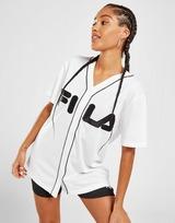 Fila Mesh Baseball Top